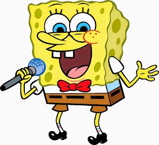 Gambar Lucu Spongebob Halloween F