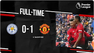 Leicester City vs Manchester United 0-1 Video Gol & Highlights