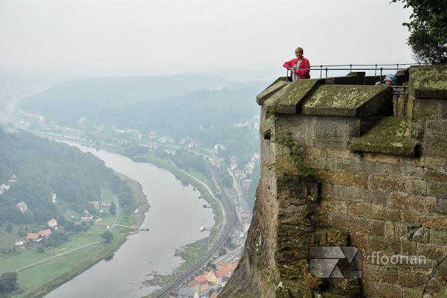 Atrakcje turystyczne Szwajcarii Saksońskiej i Twierdza Königstein - co warto zobaczyć w Szwajcarii Saksońskiej z dziećmi
