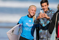 12 Tatiana Weston Webb HAW Roxy Pro France foto WSL Laurent Masurel