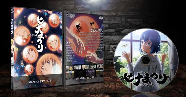 Hinamatsuri | Cover DVD |