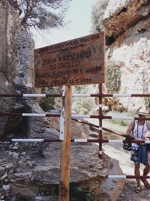 Dzikie baseny termalne na Sycylii