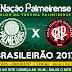Jogo Palmeiras x Atlético-PR Ao Vivo 06/08/2017
