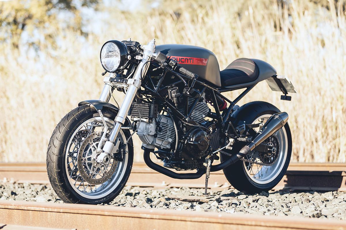 SSaga - Thor Cycles Ducati 900SS
