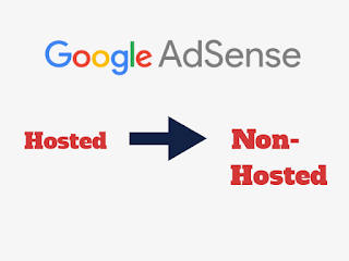 How to Convert Hosted AdSense to Non-Hosted