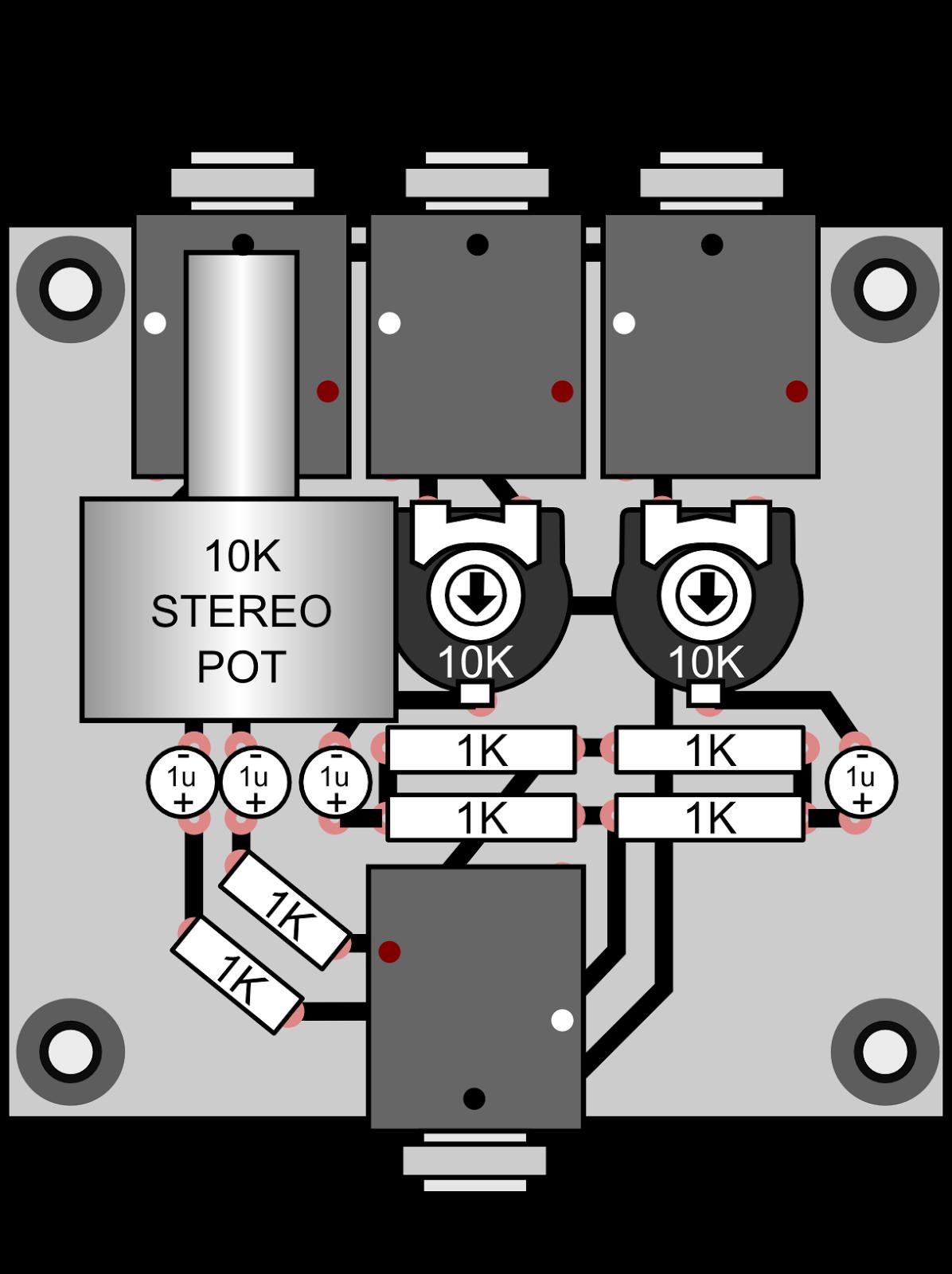 TheRandomLab: Simple passive mono/stereo to stereo audio ...