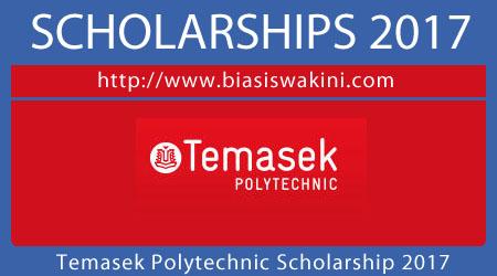 Temasek Polytechnic Freshmen Scholarship 2017