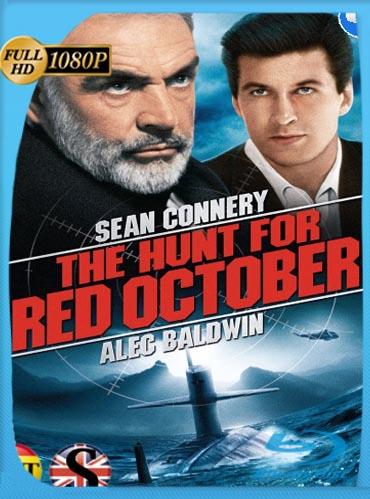 La Caza del Octubre Rojo (1990) HD [1080p] Latino [GoogleDrive] SilvestreHD