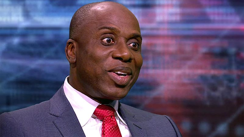 Amaechi: Nigeria was in recession uder GEJ, they asked me not to talk