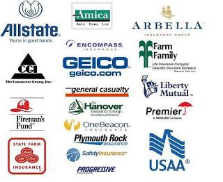 List of All Car Insurance Companies