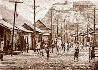 asentamiento de chambacú finales de los años 20