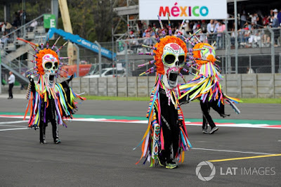 """festival of Motorsport"" in Mexico GP"