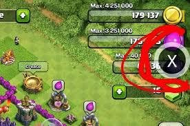 طريقة تهكير كلاش اوف كلانس في الهجوم الوهمي والبحث عن الموارد بعد اغلاق الثغرة 2015 xmodegame clash of clans