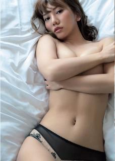 Ex AKB48 Aki Takajo Gravure FLASH 2201