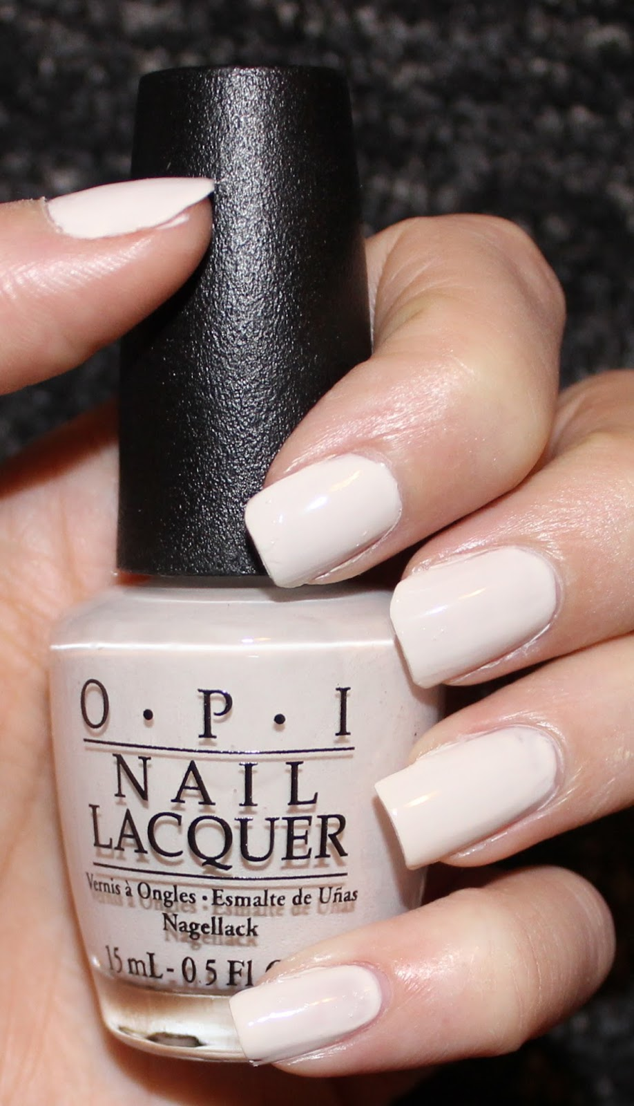 Beyond Blush Opi Softshades 2016 Collection