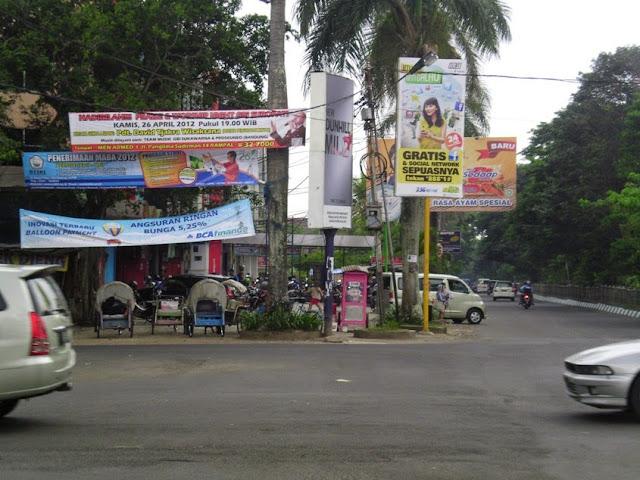 Jasa Pasang Spanduk dan Banner Malang