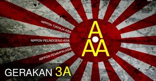 Organisasi Bentukan Jepang : Gerakan 3A