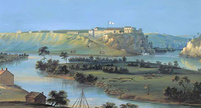 picture of fort snelling