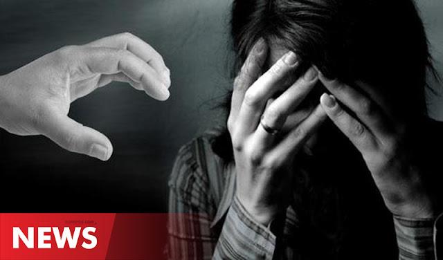 Ilustrasi penculikan dan pemerkosaan