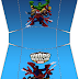 Marvel Superhero Squad: Cajas para Imprimir Gratis.