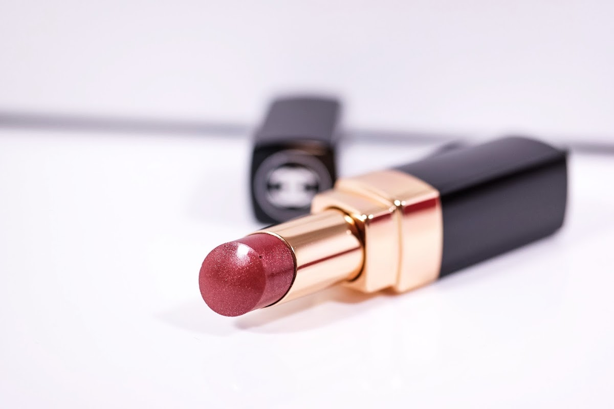Lippenstift in Metall