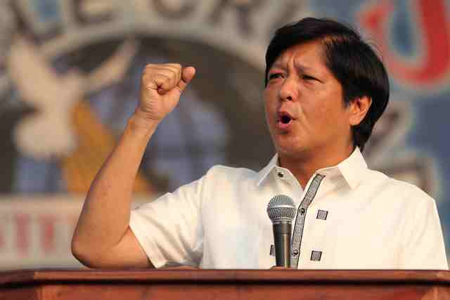 Shocking prediction of a psychic for Bongbong Marcos comes true