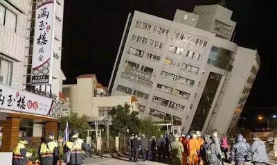 Buildings Shaken As 6.0 Magnitude Earthquake Hits Taiwan   earthquake taiwan 2019 taipei earthquake risk taipei earthquake 2019 earthquake taiwan 1999-  2016 southern taiwan earthquake 2019 hualien earthquake taiwan earthquake today tsunami hsinchu taiwan earthquake