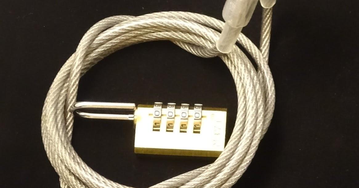"""得來全不費工夫!? -消費者說""""找鋼繩鎖""""找了好幾年,終於在筆者這裡找著..."""