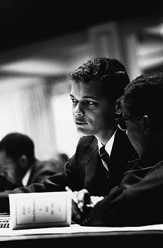 Julian Bond (D-Atlanta)