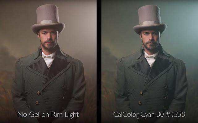 Enhance Your Images with Gels strobist