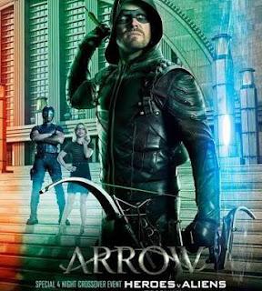DOWNLOAD MOVIE: Arrow Season 5 Episode 21 – Honor Thy Fathers [S05E21] Live Stream