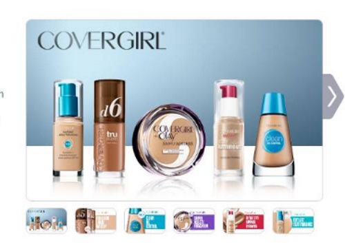Bzzagent CoverGirl Embrace Your Face Campaign