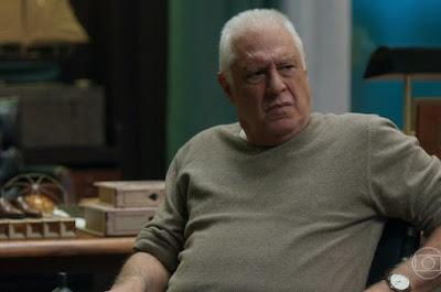 Alberto em cena da novela das 18h, Bom Sucesso (Foto: Reprodução)
