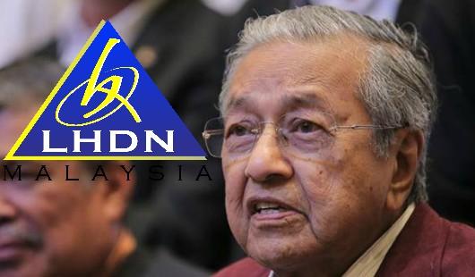 Tun Dr Mahathir Janji Pulangkan Cukai Yang Dikutip Secara Tidak Sah Zaman BN