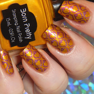 BornPretty Stamping Polish