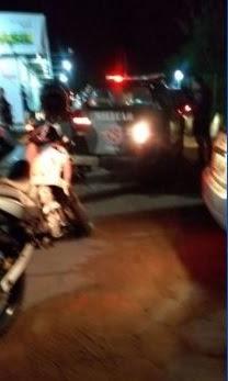 Em São Luís um Tenente da PM é baleado em tentativa de assalto