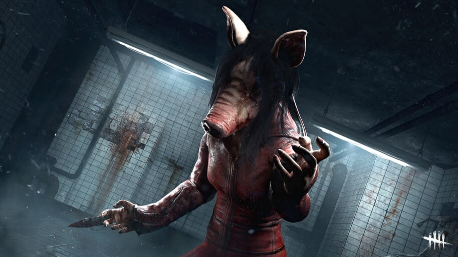 Dead by Daylight, The Pig, Amanda Young, 4K, #4.3207