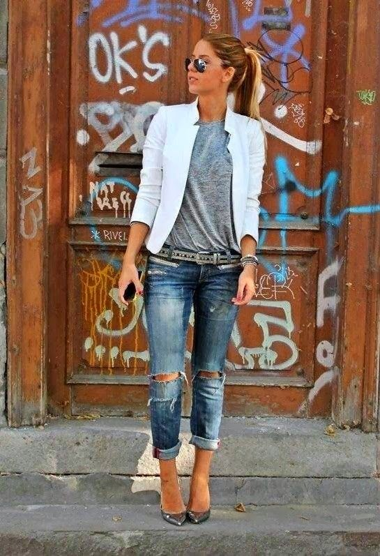 Perfect mix of casual
