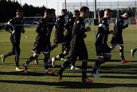 Η αποστολή των παικτών του ΠΑΟΚ για το ματς με τον Ηρακλή στην Τούμπα