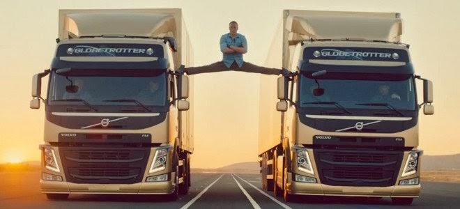 Αυτή είναι η νέα επική διαφήμιση της Volvo και αυτή η ακόμη πιο επική ελληνική διακωμώδησή της