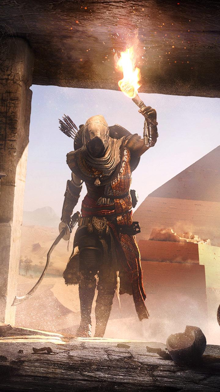 Assassin S Creed Origins Wallpaper