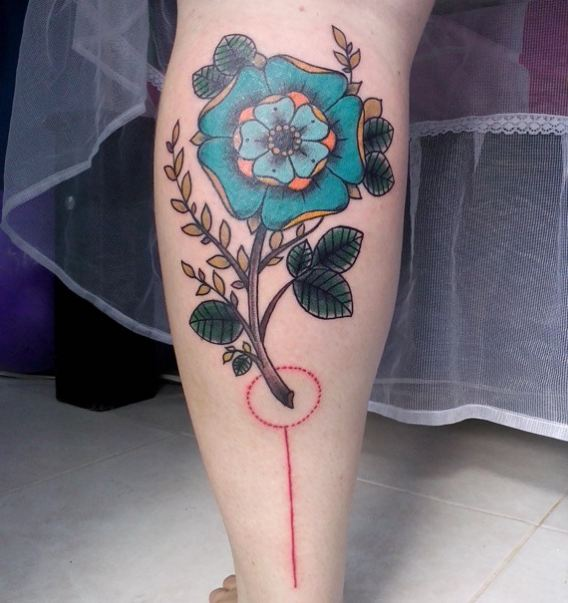 50 Small Delicate Floral Tattoo Information Ideas: 50+ Delicate Flower Tattoos For Men With Meanings (2019