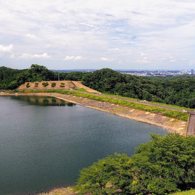 城山湖 本沢ダム