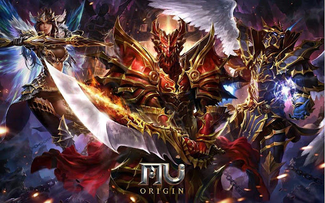 MU Origin v.1.2.9 Full APK Mod VIP Feature