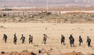 Rezim Syiah Suriah Langgar Kesepakatan Daraa