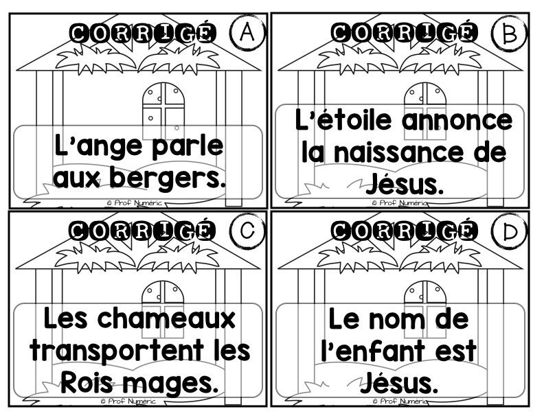 Gratuit Cartes Tâches Codes Qr Audio La Nativité Prof Numéric