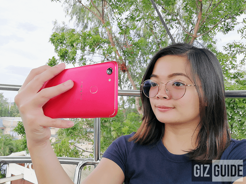 OPPO F5 6GB in Red will be available in the Philippines for PHP 21,990!