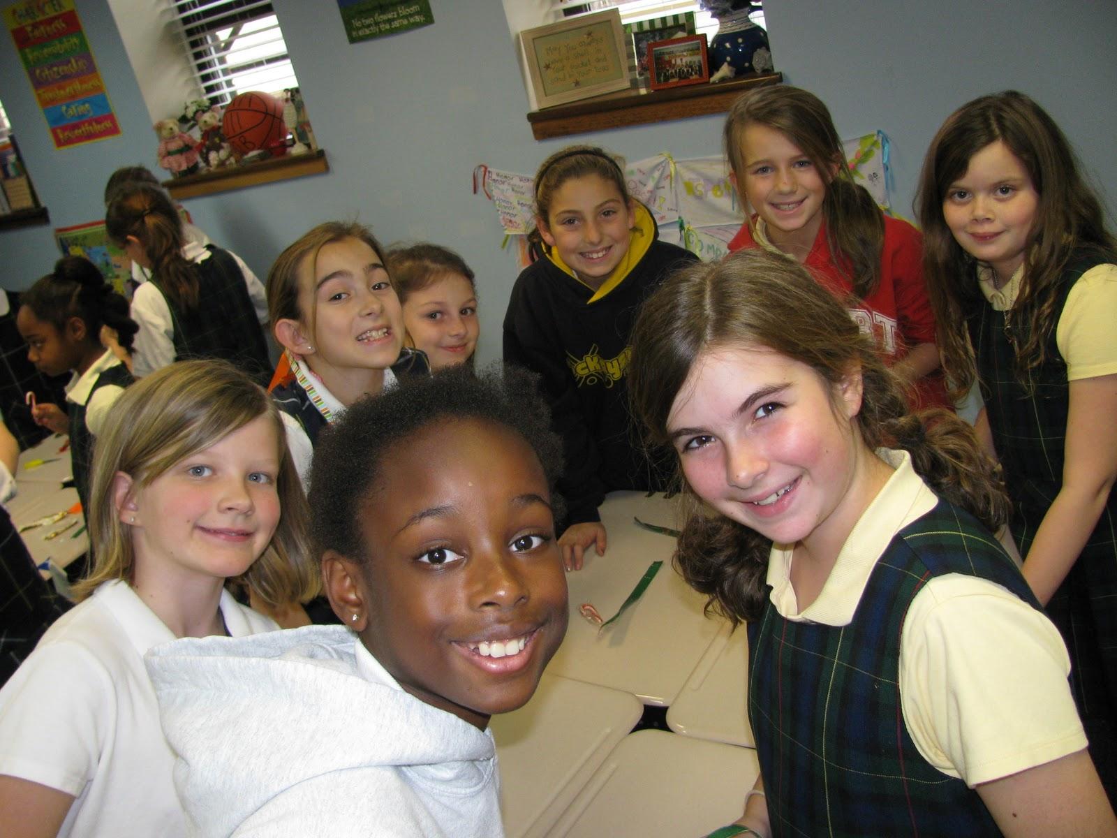 Ms Cheston S 5th Grade December