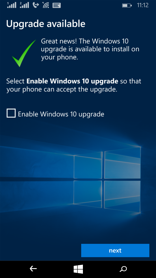 How to update existing Windows Phone 8.1 devices to ...