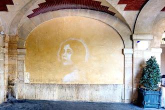 Sunday Street Art : EN.2O - place des Vosges - Paris 4